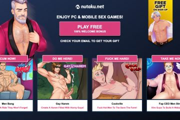 Nutaku Gay Porn Games Review - GayDatingSitesReview.com